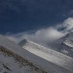 Pireneje listopad