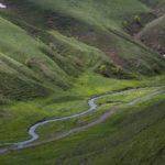 Trialeti, Lesser Caucasus, Georgia,
