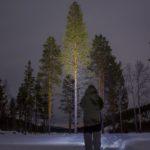 Kasia-Z Leśną w lesie